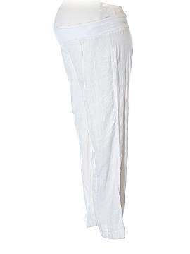 Just Living Linen Pants Size L