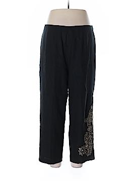 Richard Malcom Linen Pants Size 16