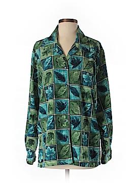 BonWorth Long Sleeve Blouse Size M