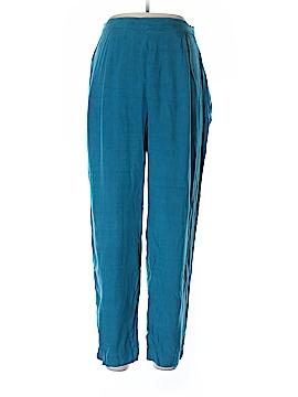 Hillard & Hanson Silk Pants Size 14
