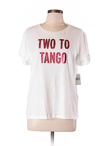 Kate Spade New York Short Sleeve T-Shirt Size L