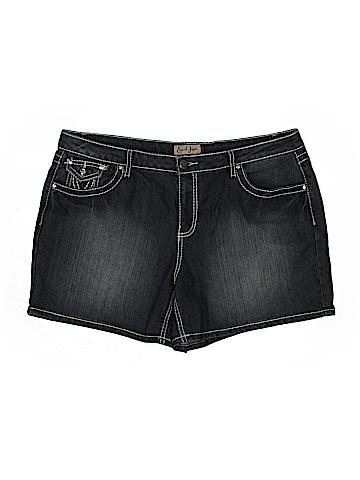 Earl Jean Denim Shorts Size 16