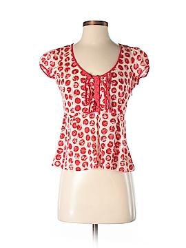 Odille Short Sleeve Blouse Size 0
