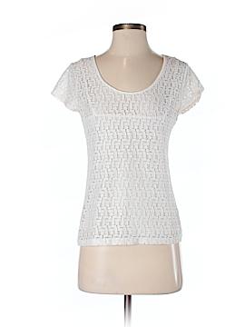 Banana Republic Factory Store Short Sleeve Blouse Size XS