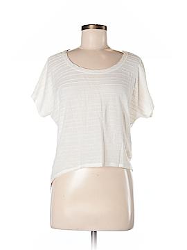Eyeshadow Short Sleeve Blouse Size M