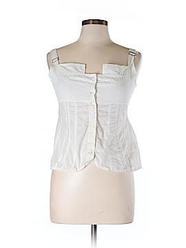 Cino Sleeveless Blouse Size L