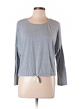 Eberjey Long Sleeve T-Shirt Size M