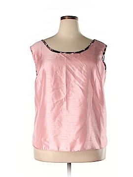 Dana Kay Sleeveless Blouse Size 22 (Plus)