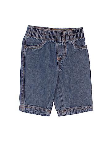 Jumping Beans Denim Shorts Size 0-3 mo
