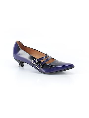 John Fluevog Heels Size 10 1/2