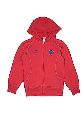 Adidas Zip Up Hoodie Size 16