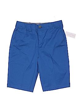 Christopher & Banks Khaki Shorts Size 6