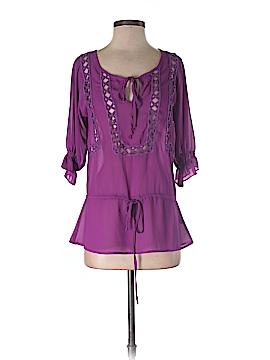 Luluvia 3/4 Sleeve Blouse Size S
