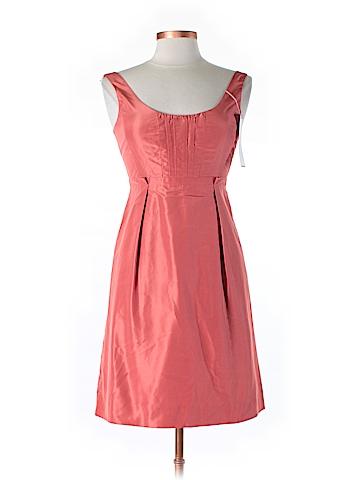 J. Crew Silk Dress Size 6 (Petite)