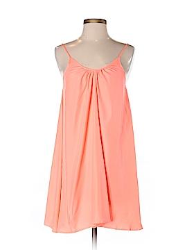 Pink Stitch Casual Dress Size 2