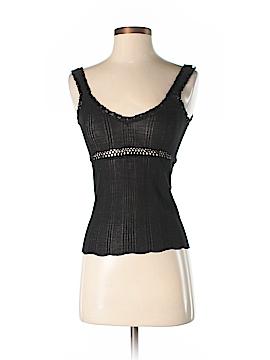 Tsesay Sleeveless Silk Top Size S