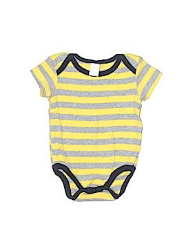 Baby Kiss Short Sleeve Onesie Size 3-6 mo