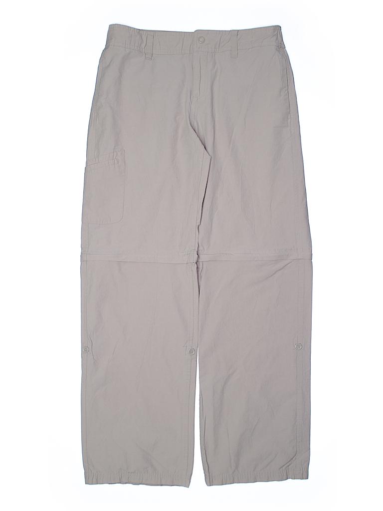 fd916c844ef Danskin Now Solid Tan Cargo Pants Size M - 79% off