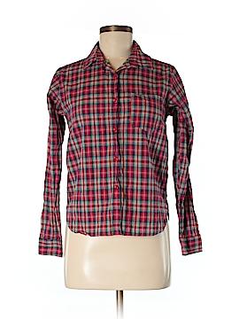 I. Joah Long Sleeve Button-Down Shirt Size M