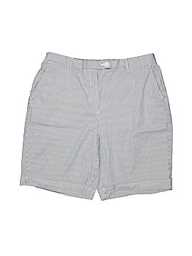 Lands' End Khaki Shorts Size 16 (Petite)