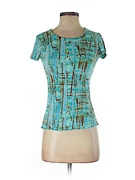 Daisy Fuentes Short Sleeve T-Shirt Size XS
