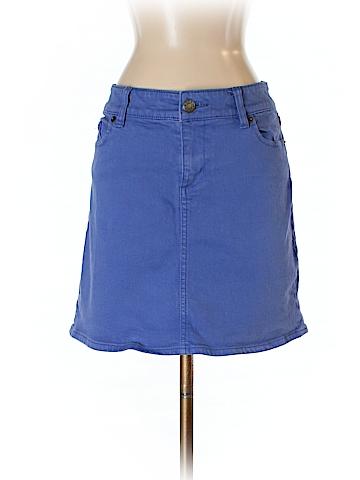 J. Crew Denim Skirt Size 19
