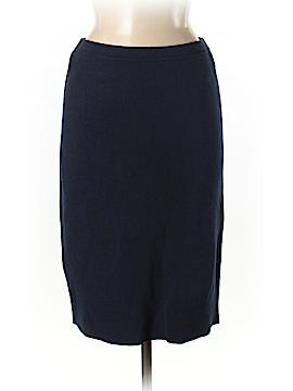 Eileen Fisher Silk Skirt Size S (Petite)