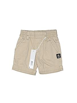 IKKS Khaki Shorts Size 6 mo
