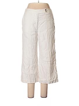 White House Black Market Linen Pants Size 12
