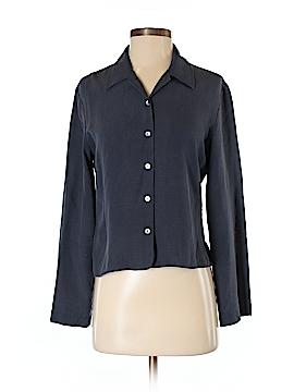 Royal Robbins Long Sleeve Silk Top Size M