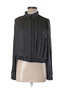 Aryn K. Long Sleeve Blouse Size M
