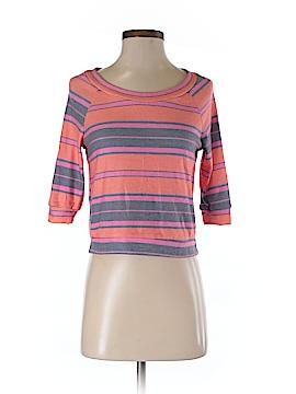 Delia 3/4 Sleeve Top Size XS