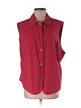 Faconnable Vest Size XL
