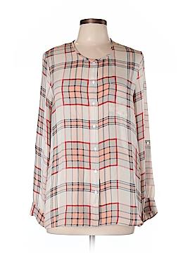 Joie Long Sleeve Blouse Size L