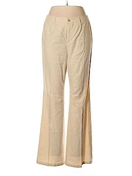 Evelyn Linen Pants Size 10