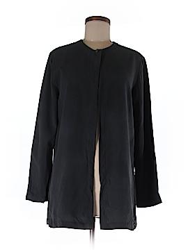 The J. Peterman Co. Silk Cardigan Size M