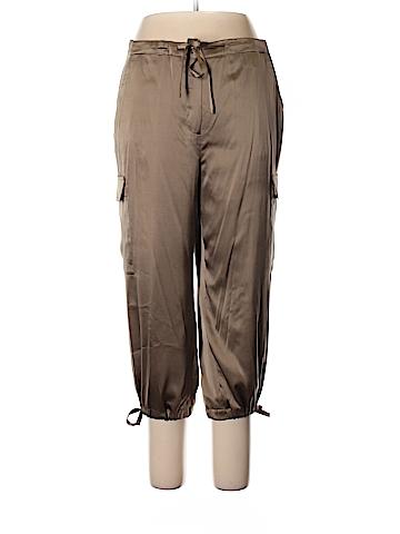 INC International Concepts Silk Pants Size 14