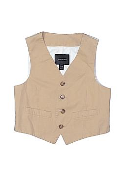 Crewcuts Tuxedo Vest Size 4-5