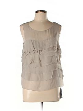 3.1 Phillip Lim Sleeveless Silk Top Size 10