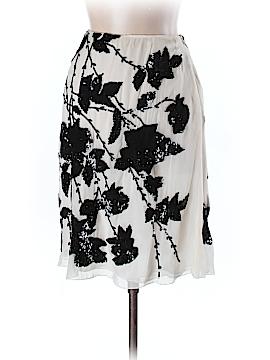 Valentino Silk Skirt Size 12