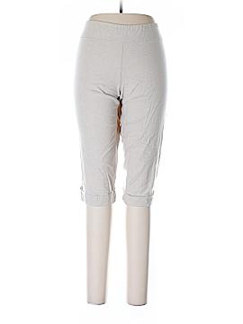 C.D. Petites Linen Pants Size L