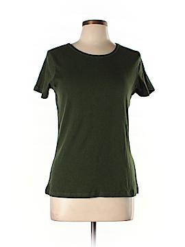 Christopher & Banks Short Sleeve T-Shirt Size L