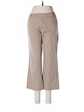 Zara Basic Khakis Size 8