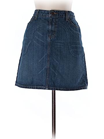 Mossimo Denim Skirt Size 12