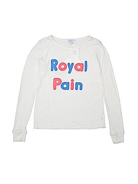 Wildfox Kids Long Sleeve T-Shirt Size 12