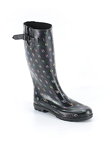 Dooney & Bourke Rain Boots Size 10