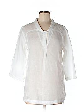 Garnet Hill 3/4 Sleeve Blouse Size 2 (UK)