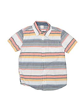 Gymboree Short Sleeve Button-Down Shirt Size 5T