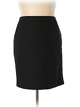 Liz Claiborne Casual Skirt Size 24 (Plus)