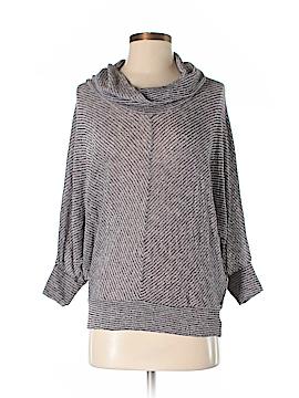Velvet Pullover Sweater Size P